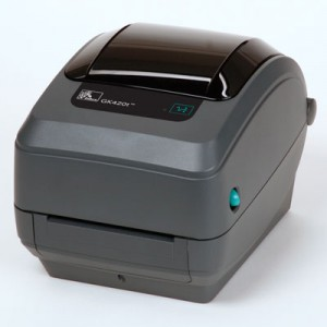 Zebra GK420 Barcode Printer
