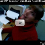 Sage Accpac ERP Customer Island Lake Resort Group