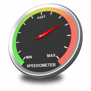 Speedodometer Dial