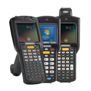Motorola MC3200 Mobile Computers