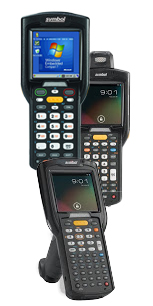 Motorola MC3200 Mobile Computer