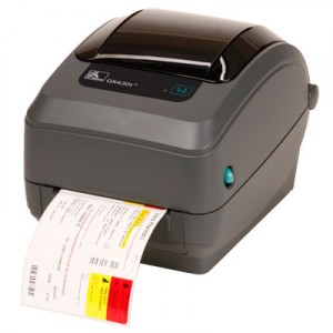 Zebra GX430 Barcode Printer